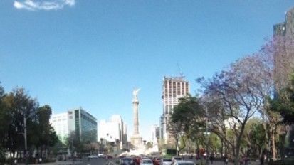 Mexico city virtual tour