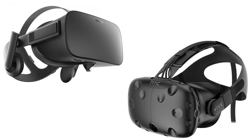 Oculus, HTC ó Playstation VR, quien anda ganando labatalla?