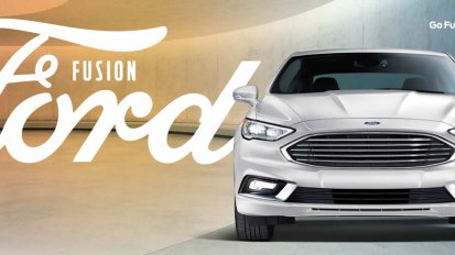 Ford Fusion 2017 360°
